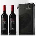 Botella 75 CL Vino Tinto Roble  2014 Cortijo de Jara.
