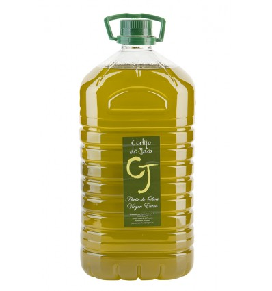 Aceite de Oliva Virgen Extra Cortijo de Jara 5 Litros