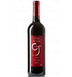 Botella 75 CL Vino Tinto Joven Cortijo de Jara